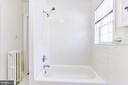 Unit #3: bathroom - 4348 ELLICOTT ST NW, WASHINGTON