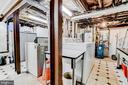 Basement/Laundry - 4348 ELLICOTT ST NW, WASHINGTON