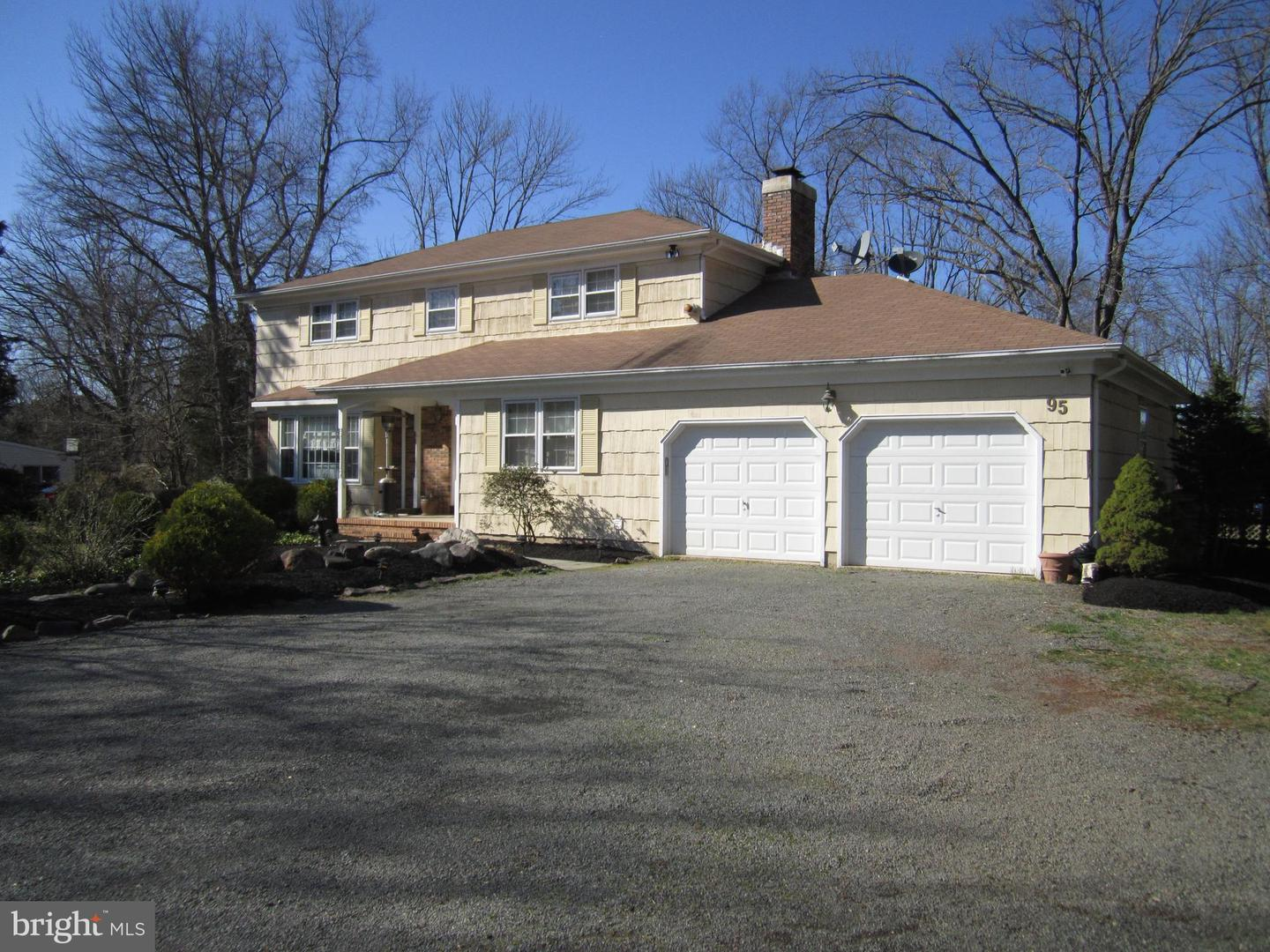 Single Family Home for Sale at 95 CHERRY BROOK Drive Princeton, New Jersey 08540 United StatesMunicipality: Montgomery Township