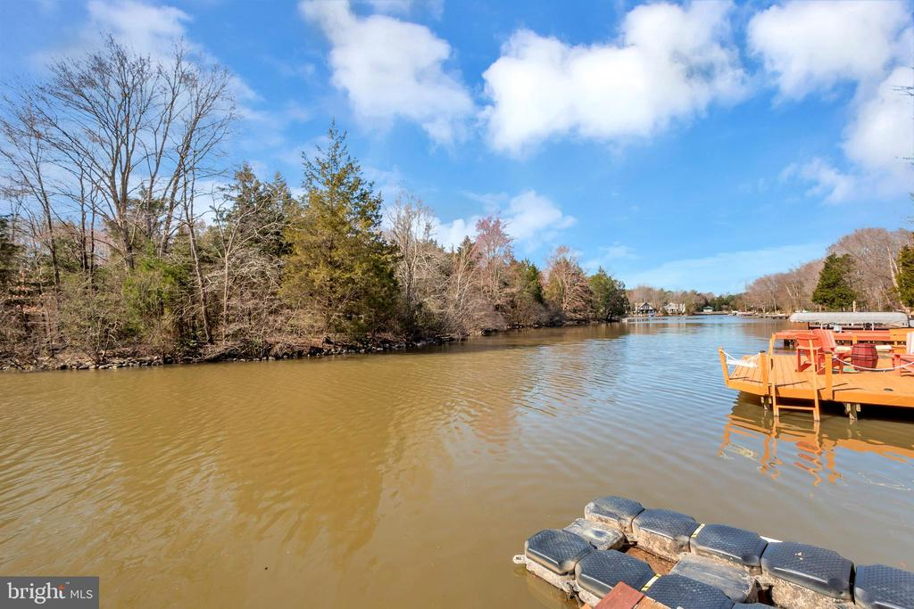 Enjoy swimming or head out in the kayak - 128 HARRISON CIR, LOCUST GROVE