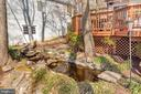 Enjoy the tranquility of your own fish pond - 128 HARRISON CIR, LOCUST GROVE