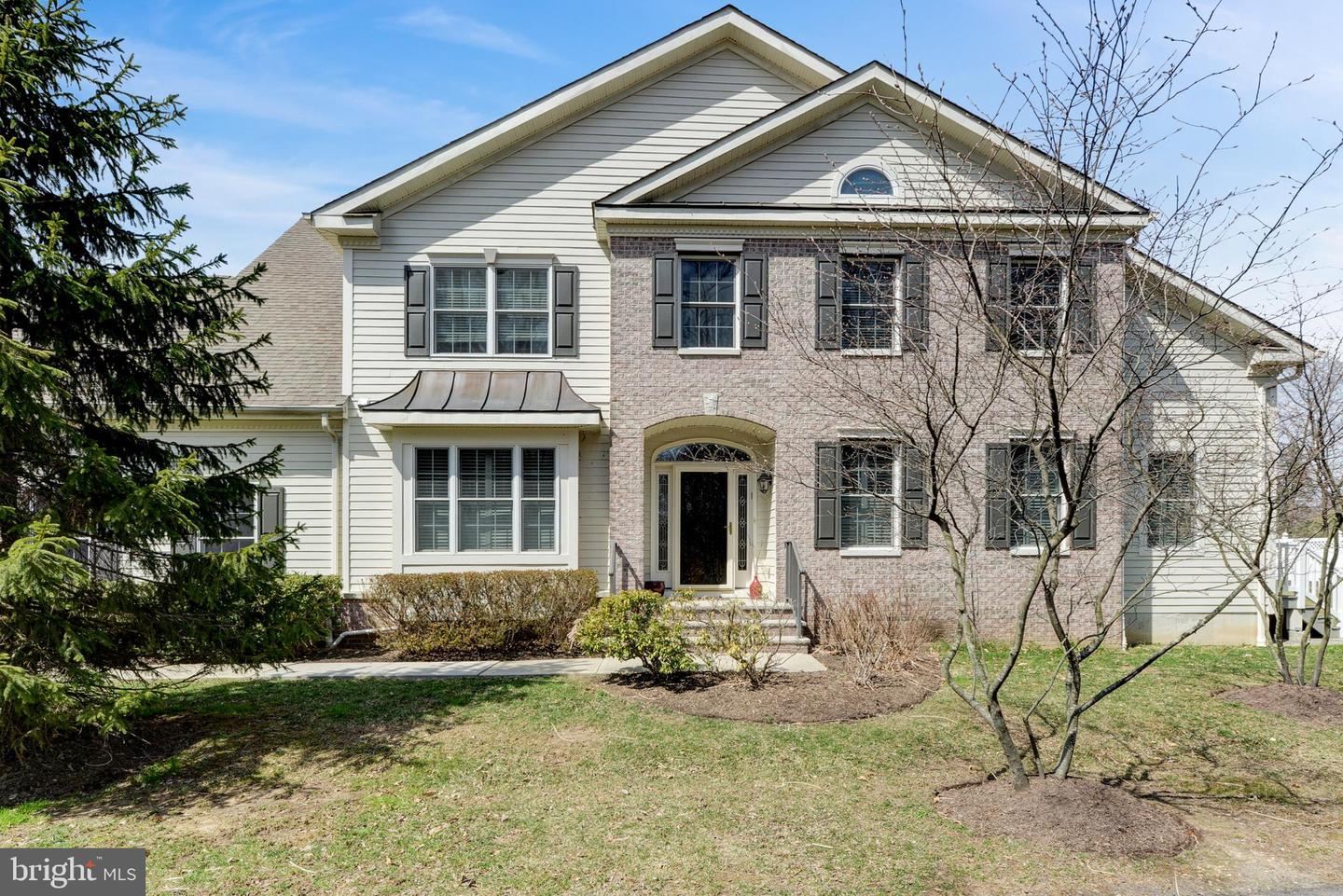 Single Family Home for Sale at Address Restricted Lawrenceville, New Jersey 08648 United States