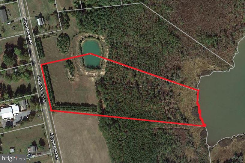Land for Sale at 5457 Ragged Point Rd Cambridge, Maryland 21613 United States