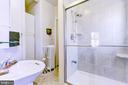 Unit #1: bathroom - 4348 ELLICOTT ST NW, WASHINGTON