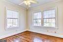 Unit #3: bedroom 1 - 4348 ELLICOTT ST NW, WASHINGTON