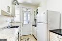 Unit #3: Kitchen - 4348 ELLICOTT ST NW, WASHINGTON