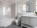 Second Bedroom En Suite Bath - 2660 CONNECTICUT AVE NW #7B, WASHINGTON