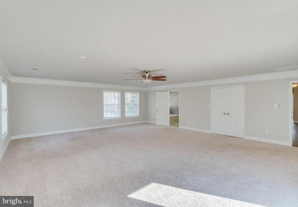 Main Level Master Bedroom - 336 WINDERMERE DR, STAFFORD