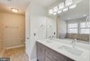 Contemporary Double Vanity - 336 WINDERMERE DR, STAFFORD