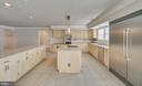 Tile Flooring in Kitchen - 336 WINDERMERE DR, STAFFORD