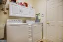 Main level Laundry Rm/Mud Room - 25 BUCHANAN CT, FREDERICKSBURG