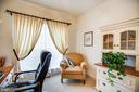 Guest Room or office or den - 25 BUCHANAN CT, FREDERICKSBURG
