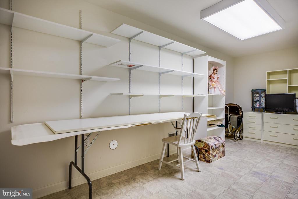 LL bonus room for Grands play area, Bar, Hobbies - 25 BUCHANAN CT, FREDERICKSBURG