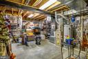 Storage basement - 25 BUCHANAN CT, FREDERICKSBURG