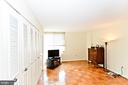Bedroom - 2939 VAN NESS ST NW #807, WASHINGTON