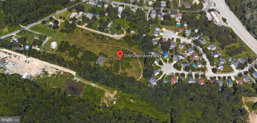 Land for Sale at 7349-A Green Acres Drive 7349-A Green Acres Drive Glen Burnie, Maryland 21060 United States