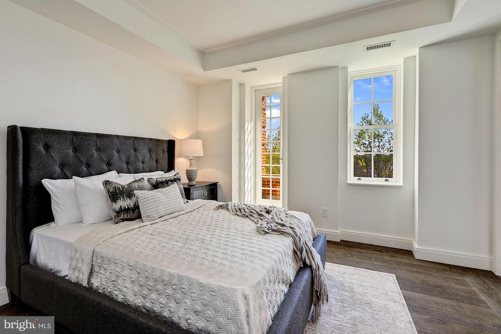 Third Bedroom - 2660 CONNECTICUT AVE NW #4C, WASHINGTON