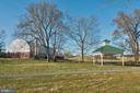 Community, historic barn and gazebo/picnic area - 17160 SPRING CREEK LN, LEESBURG