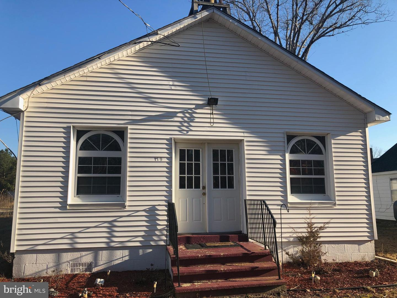 Villa per Vendita alle ore 119 PARK Avenue Newtonville, New Jersey 08346 Stati Uniti