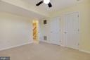 4th bedroom in baseent - 11058 DOUBLEDAY LN, MANASSAS