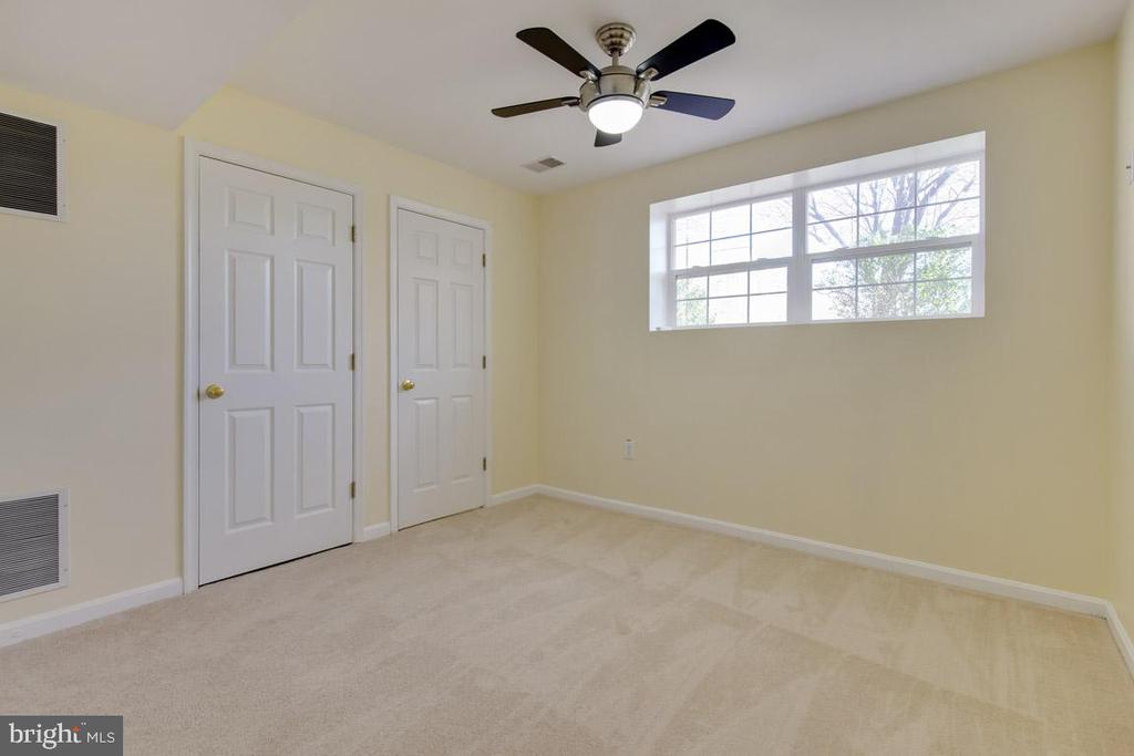 4th bedroom in basement - 11058 DOUBLEDAY LN, MANASSAS
