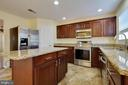 Kitchen - 11058 DOUBLEDAY LN, MANASSAS