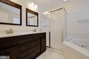 Master Bath - 11058 DOUBLEDAY LN, MANASSAS