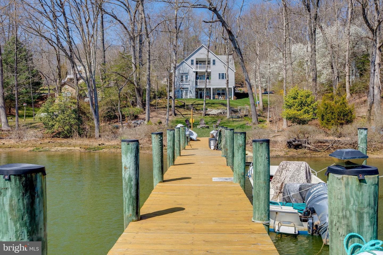 Single Family Homes 용 매매 에 Lusby, 메릴랜드 20657 미국