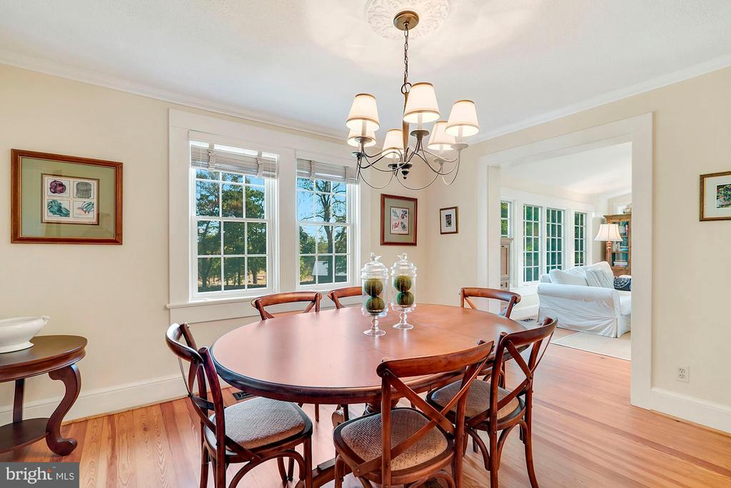 Dining room - 35422 PAXSON RD, ROUND HILL