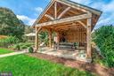 New pool pavilion - 35422 PAXSON RD, ROUND HILL