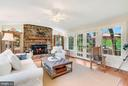Comfortable family room - 35422 PAXSON RD, ROUND HILL