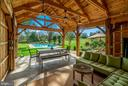Best seat in the house! - 35422 PAXSON RD, ROUND HILL