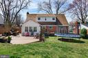 Expanded Cape Cod - Your new home!! - 4651 STRATHBLANE PL, ALEXANDRIA