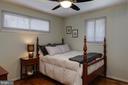 Main level bedroom - 4651 STRATHBLANE PL, ALEXANDRIA