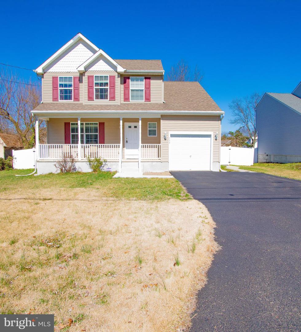 Частный односемейный дом для того Продажа на 752 CENTRAL Avenue Westville, Нью-Джерси 08093 Соединенные Штаты