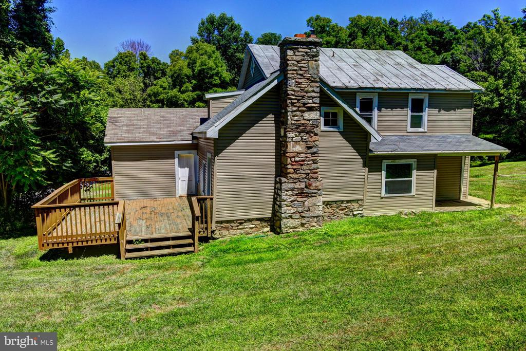 Deck - 37291 BRANCHRIVER ROAD, PURCELLVILLE