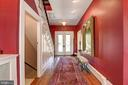 Impressive Entry for Guests Arriving. - 2010 FALL HILL AVE, FREDERICKSBURG