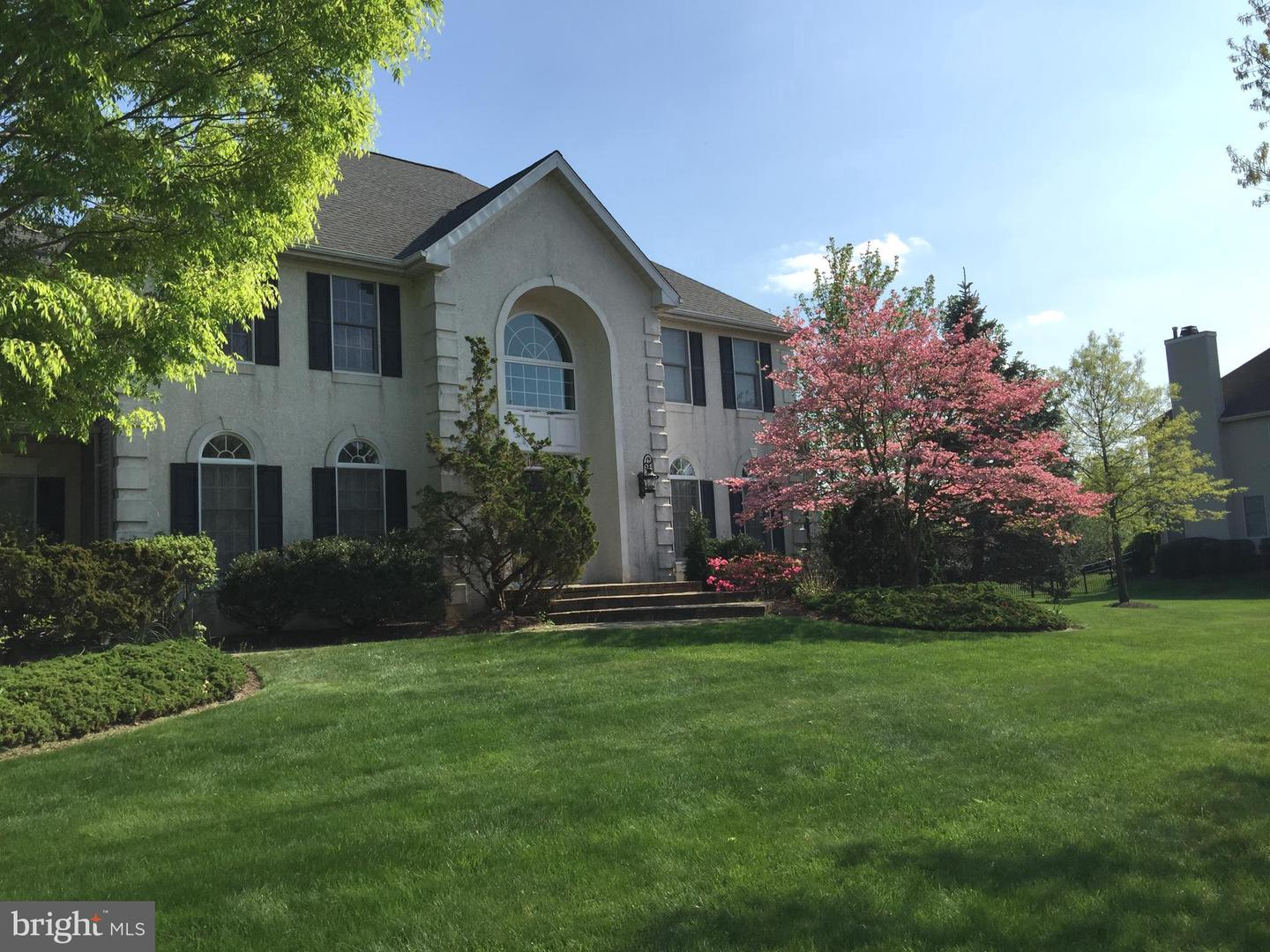 Single Family Home for Sale at Princeton Junction, New Jersey 08550 United States