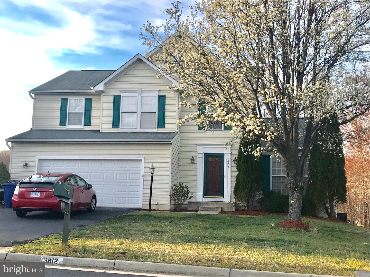Single Family for Sale at 3812 Wertz Dr Woodbridge, Virginia 22193 United States