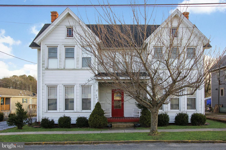 Moradia para Venda às 303 MAIN Street Ellendale, Delaware 19941 Estados Unidos