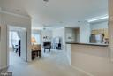 Look at all that space - 5106-K TRAVIS EDWARD WAY, CENTREVILLE