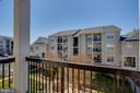 Balcony - 5106-K TRAVIS EDWARD WAY, CENTREVILLE
