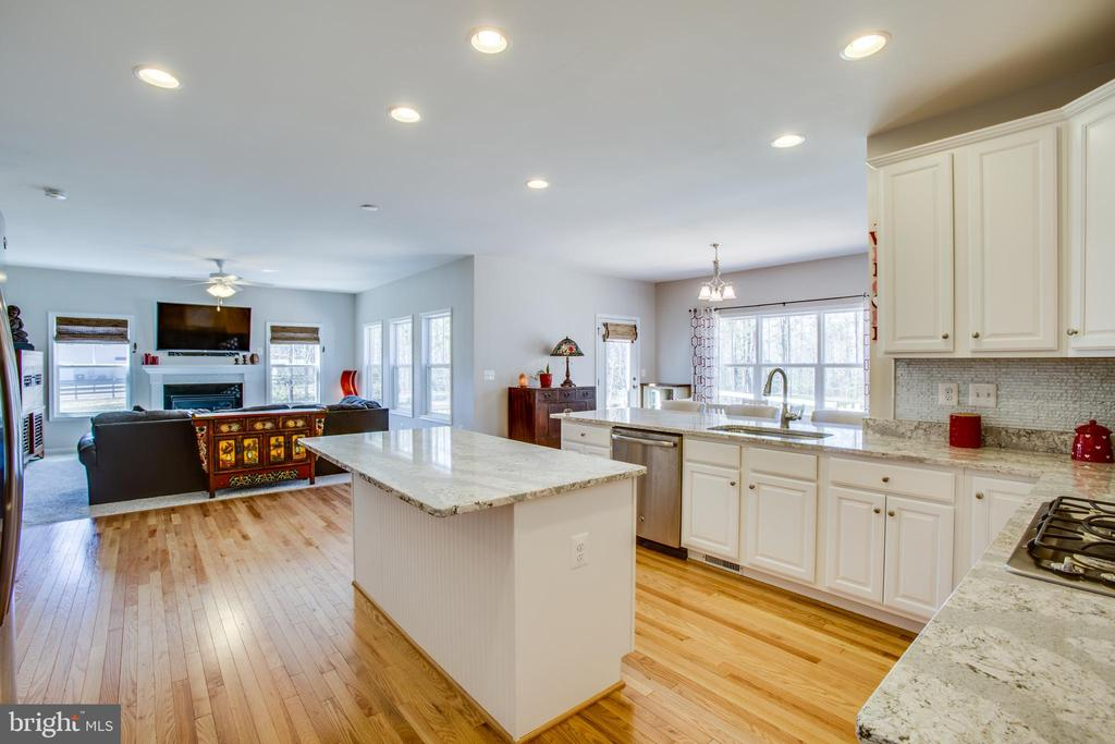 Recessed lighting throughout - 512 RICHARDS FERRY RD, FREDERICKSBURG