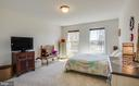 Bedroom 2 is large and bright - 512 RICHARDS FERRY RD, FREDERICKSBURG