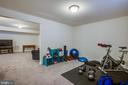 Exercise room - 512 RICHARDS FERRY RD, FREDERICKSBURG