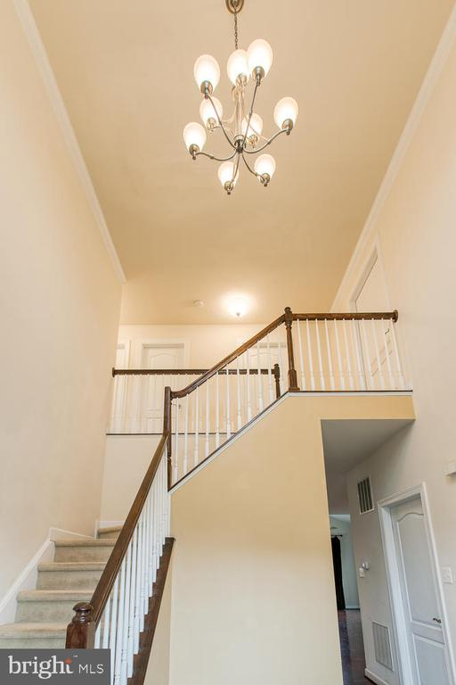 Two Story Foyer - 6 NOAHS CT, STAFFORD