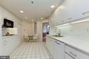 Kitchen - 5600 WISCONSIN AVE #1-507, CHEVY CHASE