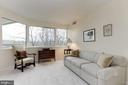 Bedroom 2 - 5600 WISCONSIN AVE #1-507, CHEVY CHASE