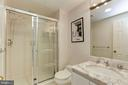 Bathroom - 5600 WISCONSIN AVE #1-507, CHEVY CHASE