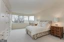Master Bedroom - 5600 WISCONSIN AVE #1-507, CHEVY CHASE